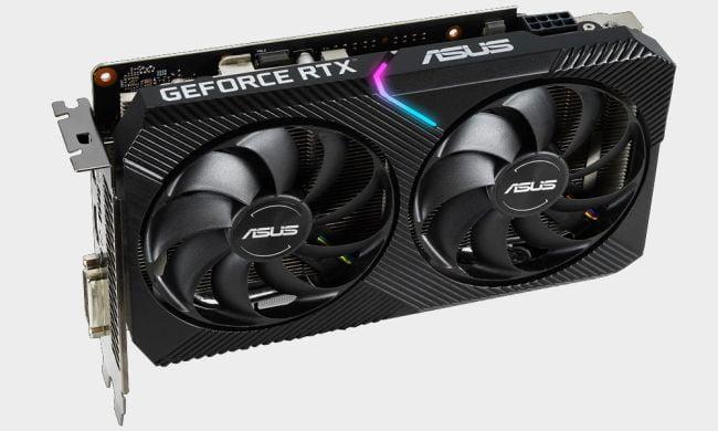 Asus Dual GeForce RTX 2060 Mini