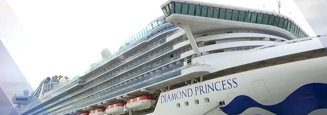 diamond princess korona virusu artislari