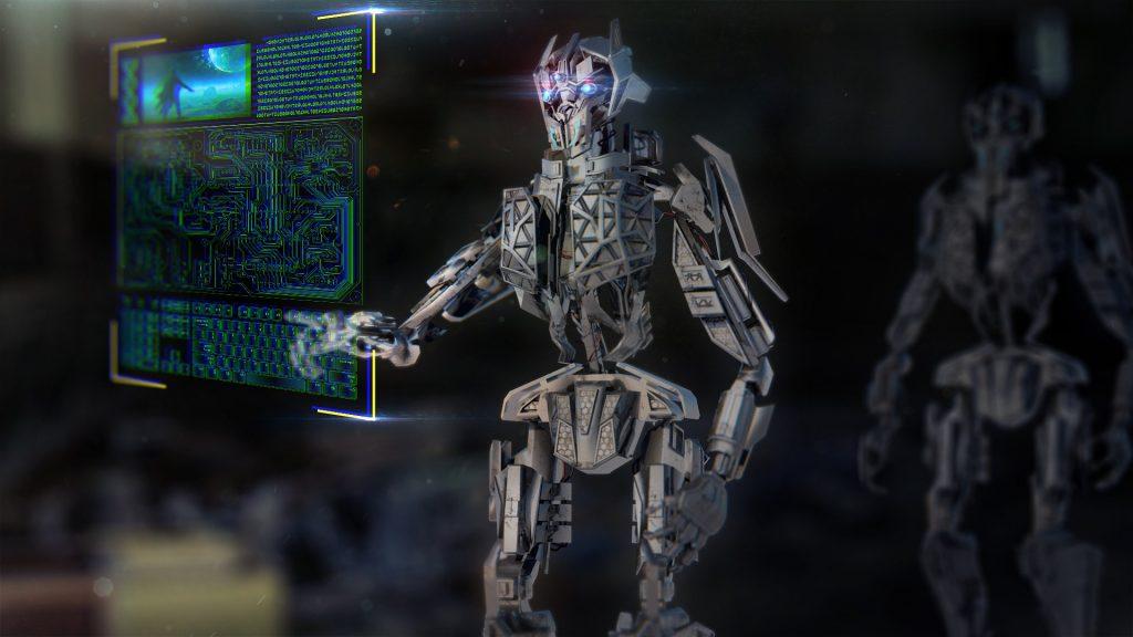 robotlar dusunebilecek