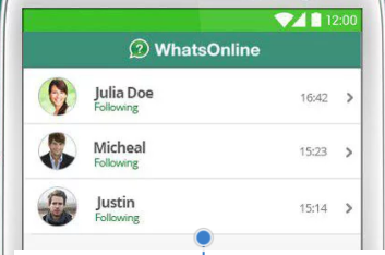 whatsApp stalk whatsapp takip etme