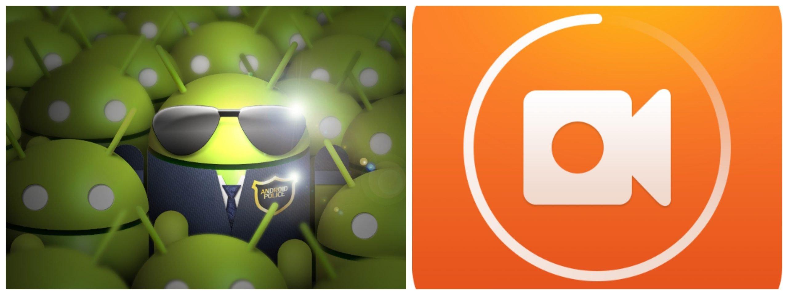 Ekran Kaydetme Uygulamalari Android