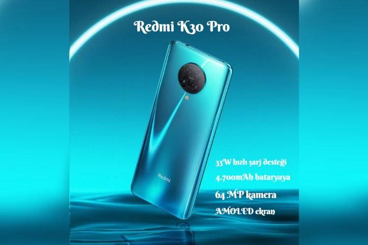 Redmi K30 Pro ozellikleri webhakim