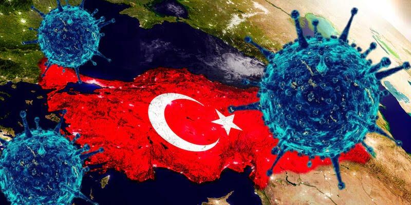 Türkiye Korona Sayısı 359'a Ulaştı ve Ölü Sayısı 4 Oldu