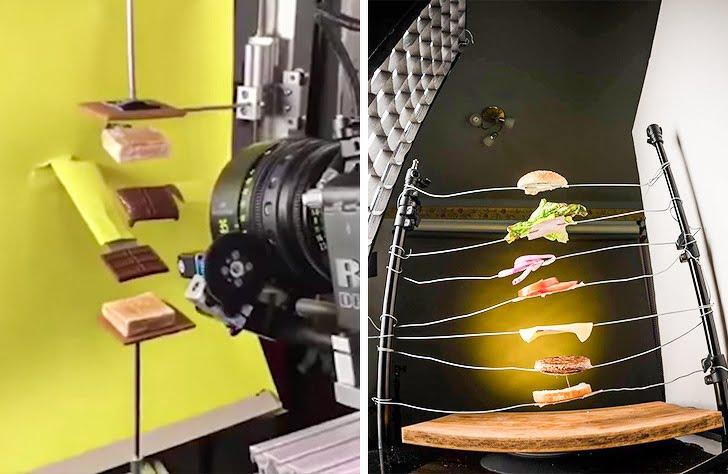 burger reklam hileleri
