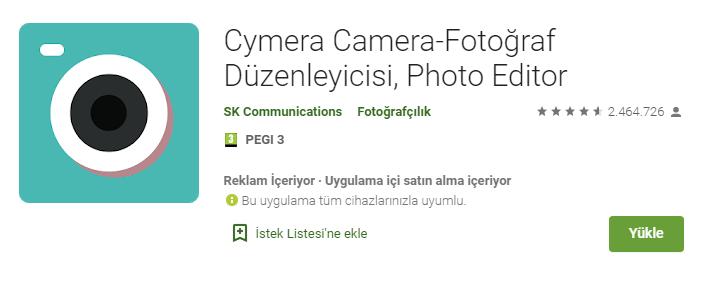 en iyi android kamera uygulamasi 2020