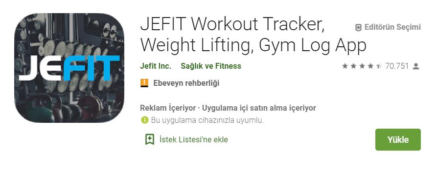 en iyi fitness uygulamalari ios