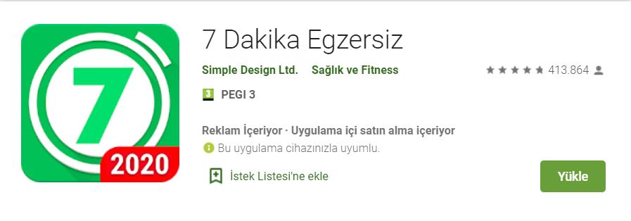en iyi fitness uygulamalari ucretsiz