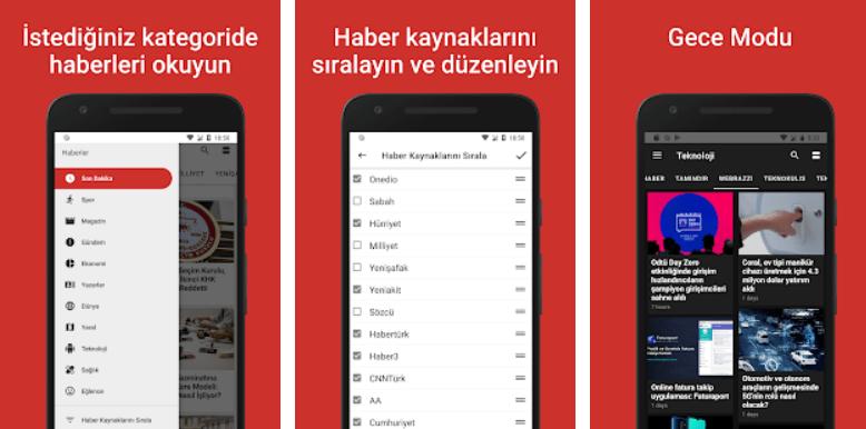 gazete uygulamasi webhakim