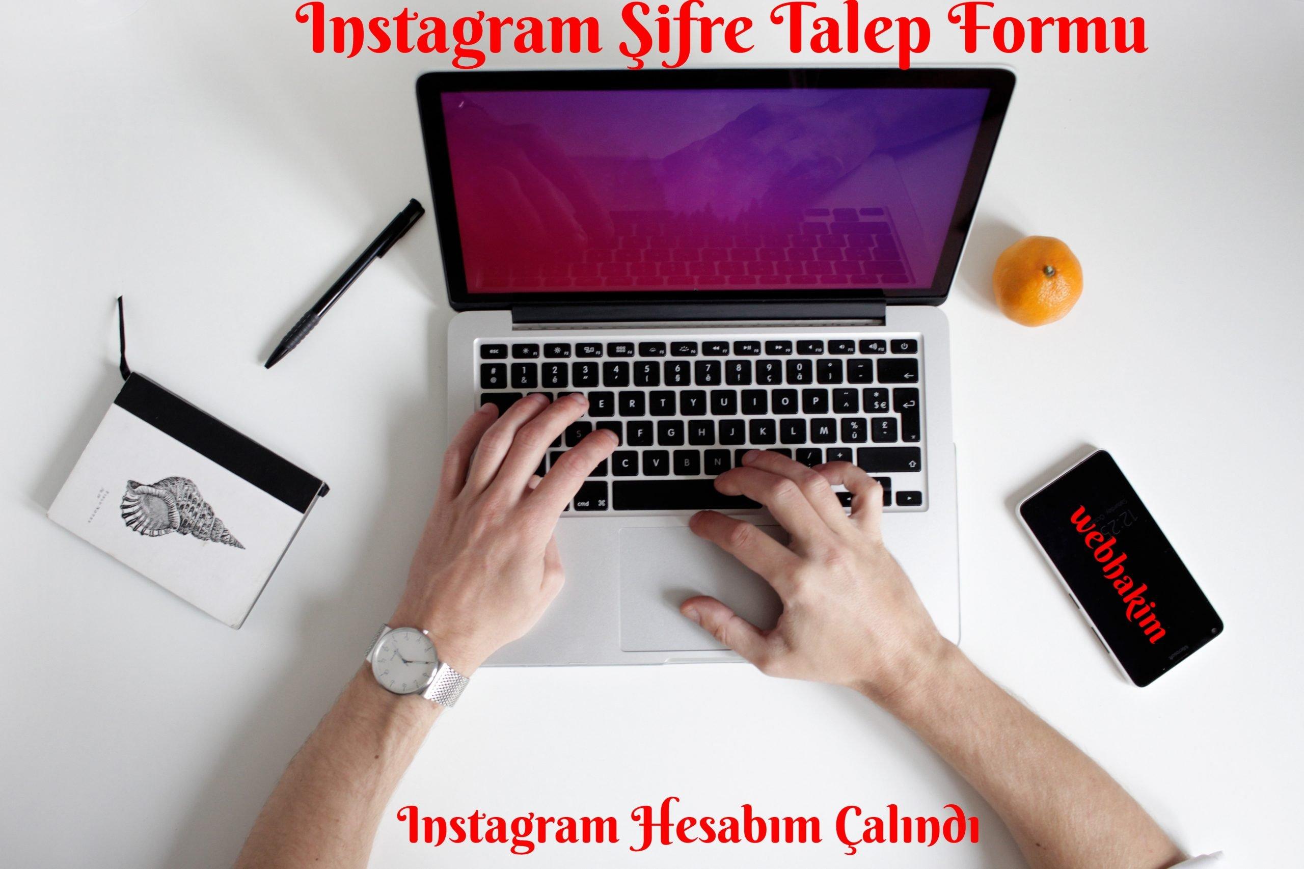 instagram sifre yenileme maili gelmiyor