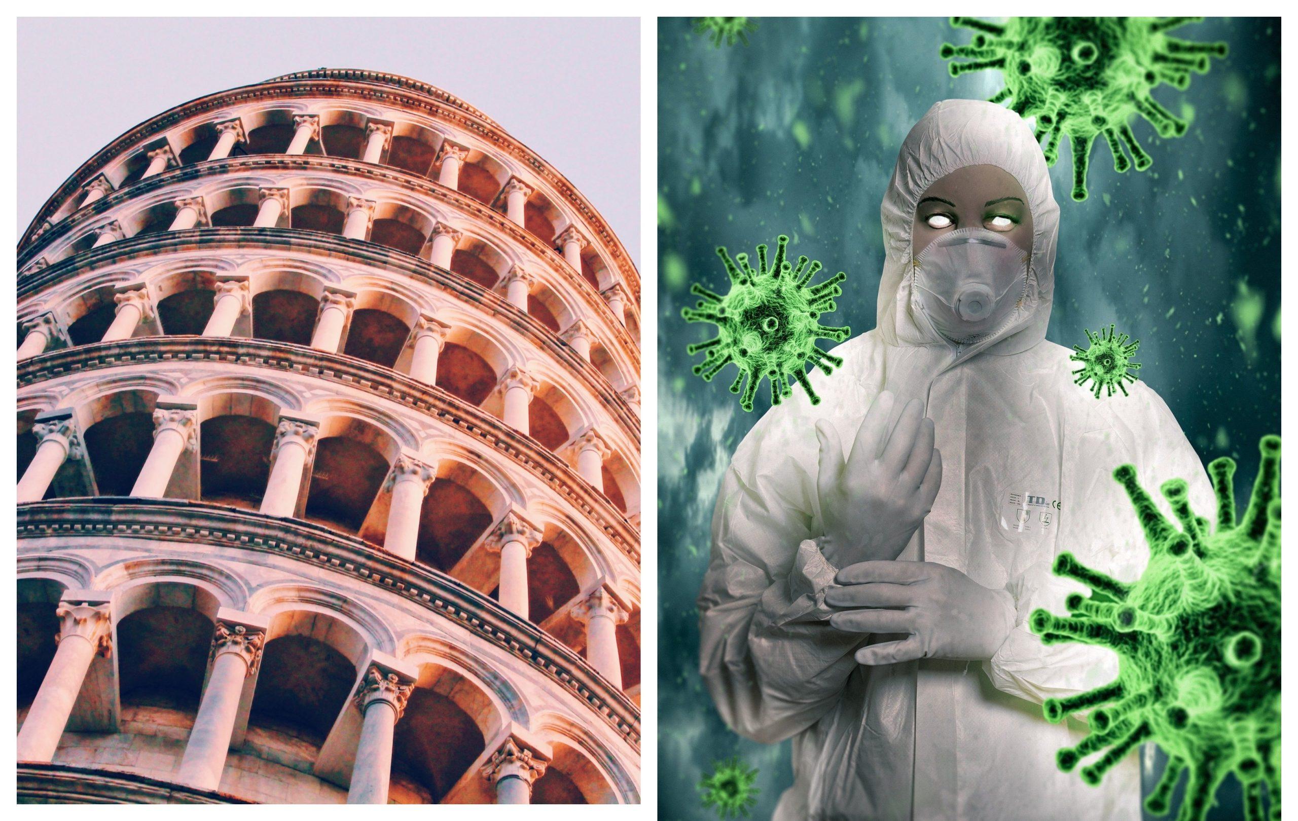 İtalya'da Korkunç Rakam! CoronaVirüs'den Dolayı 1 Günde 627 Kişinin Öldüğünü Bildirildi!