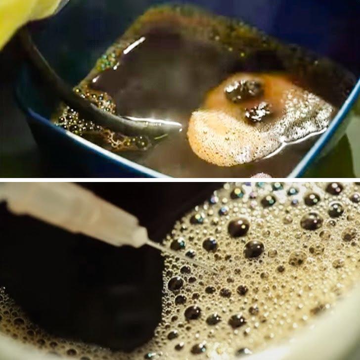 kahve reklam hilesi