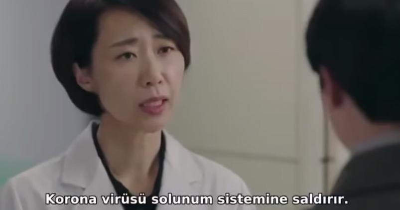 My Secret Terrius Dizisi Korona Virüsü 10.Bölümünde İşlemiş!