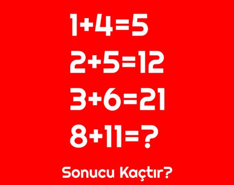 matematik sorusu