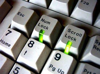 Scroll Lock ne işe yarar