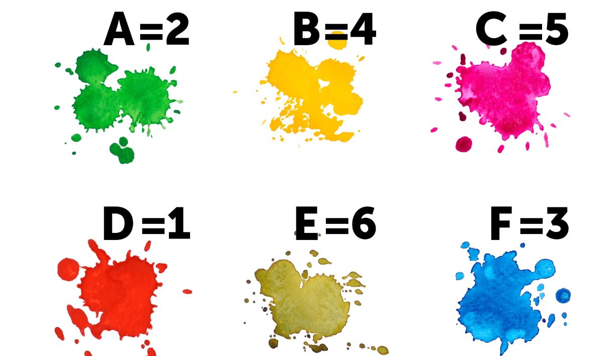 sulu boya renkleri