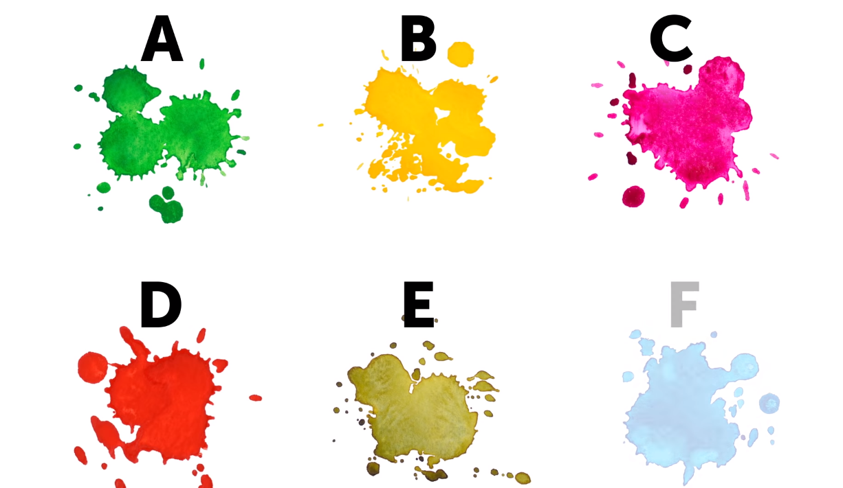 sulu boyar rengi