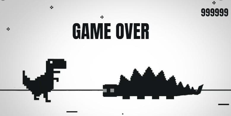 t rex oyunu oyna