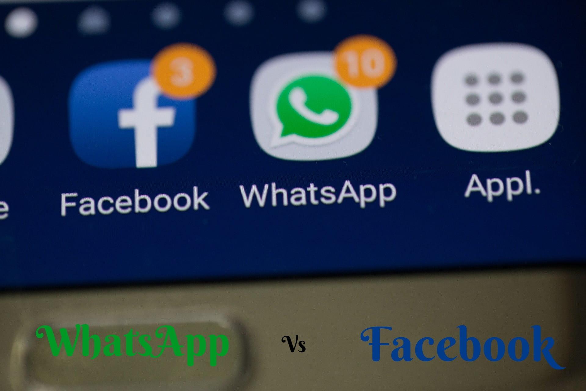 Dünya İletişimde WhatsApp'a Yönelince, Facebook Sunucuları Bir Anda Dolmaya Başladı!