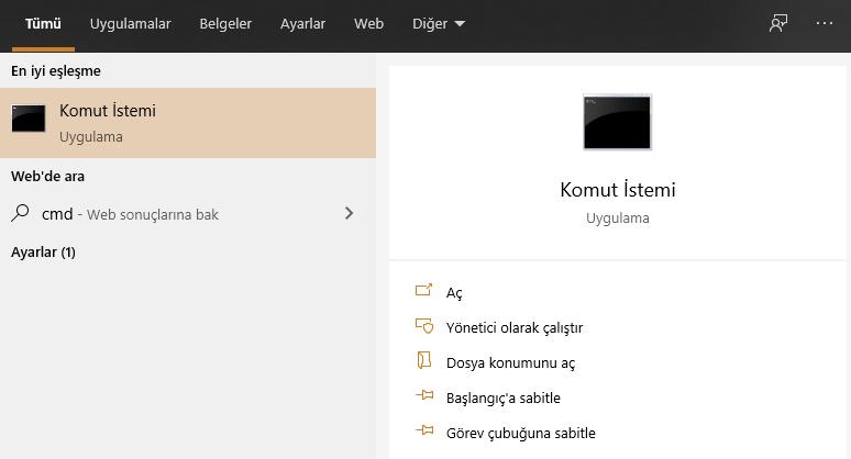 Windows ürün Anahtarı öğrenme