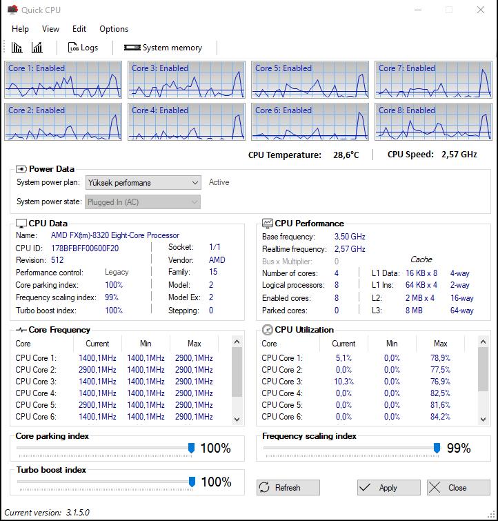 Ram Arttırma PC Windows 10