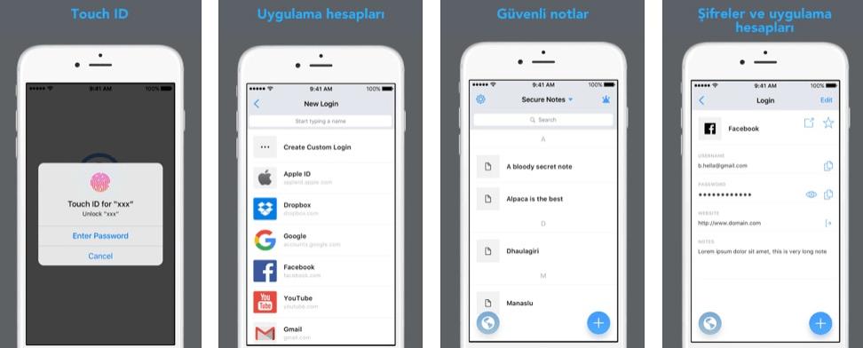 iphone uygulama kilitleme ücretsiz