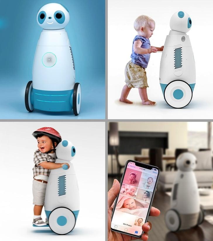 robot çocuk bakicisi