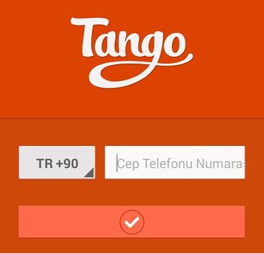 tango nasil kurulur