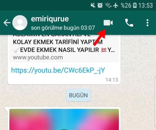 whatsapp çoklu görüntülü konuşma nasil yapilir