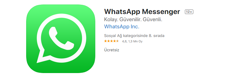 whatsapp web indir