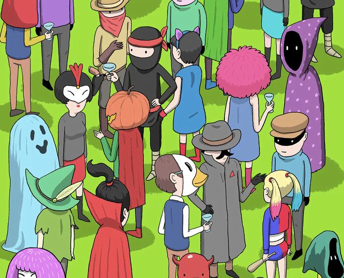 Bu partideki hirsizi bulun