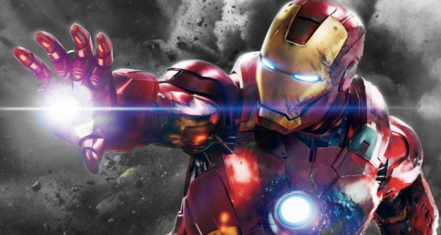 Iron man eldiveni
