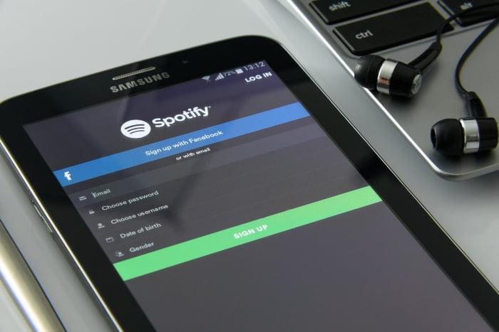 Spotify Sifre Degistirme Telefondan E Postasiz