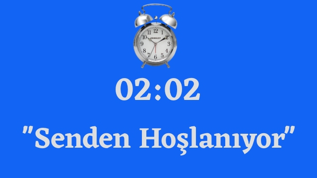 02.02 saat Anlami
