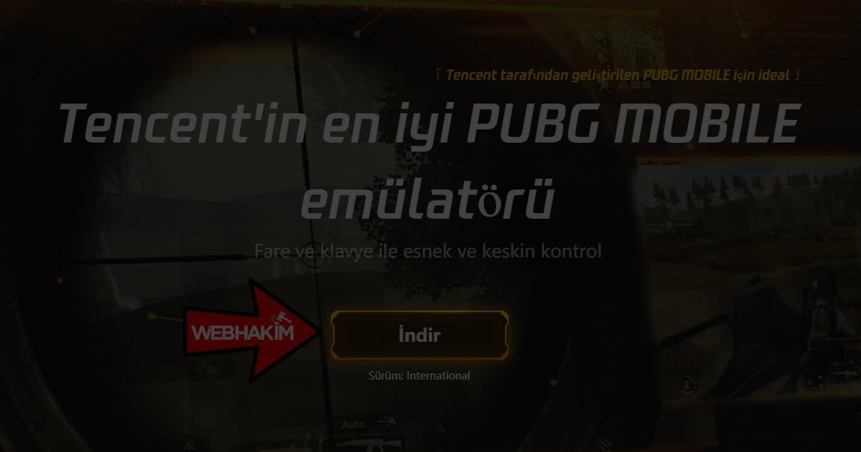 Pubg Mobile Bilgisayara Nasıl İndirilir