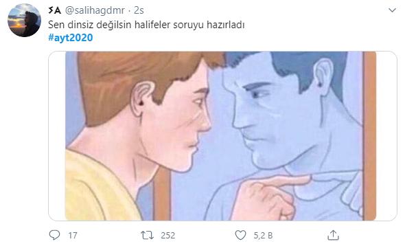 Tyt ve Ayt Sınavları Sonrasında Atılmış En Komik Tweetler