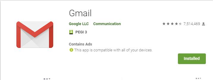 Android icin En Iyi E-posta Uygulamalari