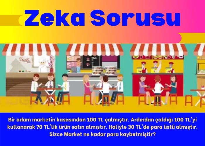 Zeka Sorusu