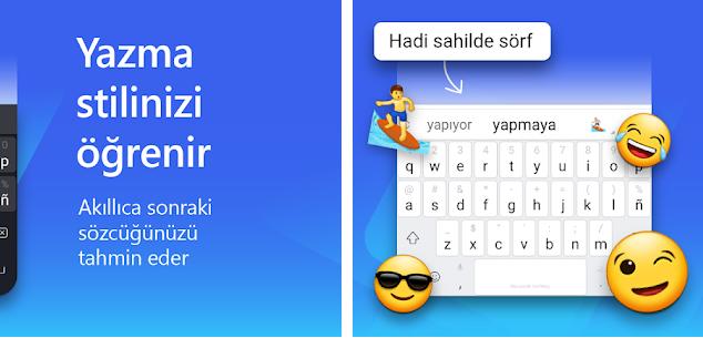 en iyi ios klavye uygulamasi