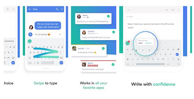 en iyi klavye uygulamasi android