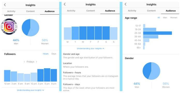 instagram takipci analizi