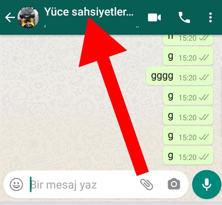 whatsapp grubu nasil kapatilir