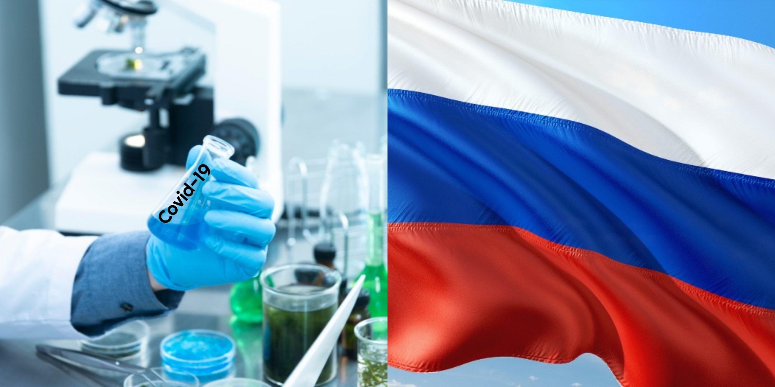 Rusya Koronavirus Asi Uretimine Basladi