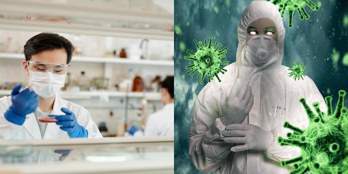 Koronavirusu Insan Yapim
