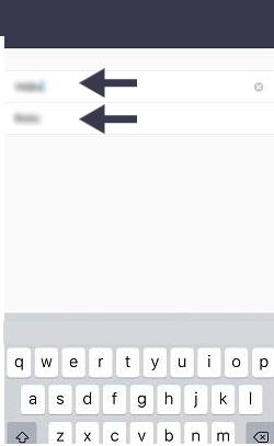 zoom isim telefon degis
