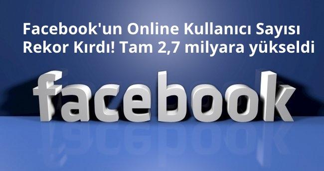 facebook aktif kullanıcı sayısı