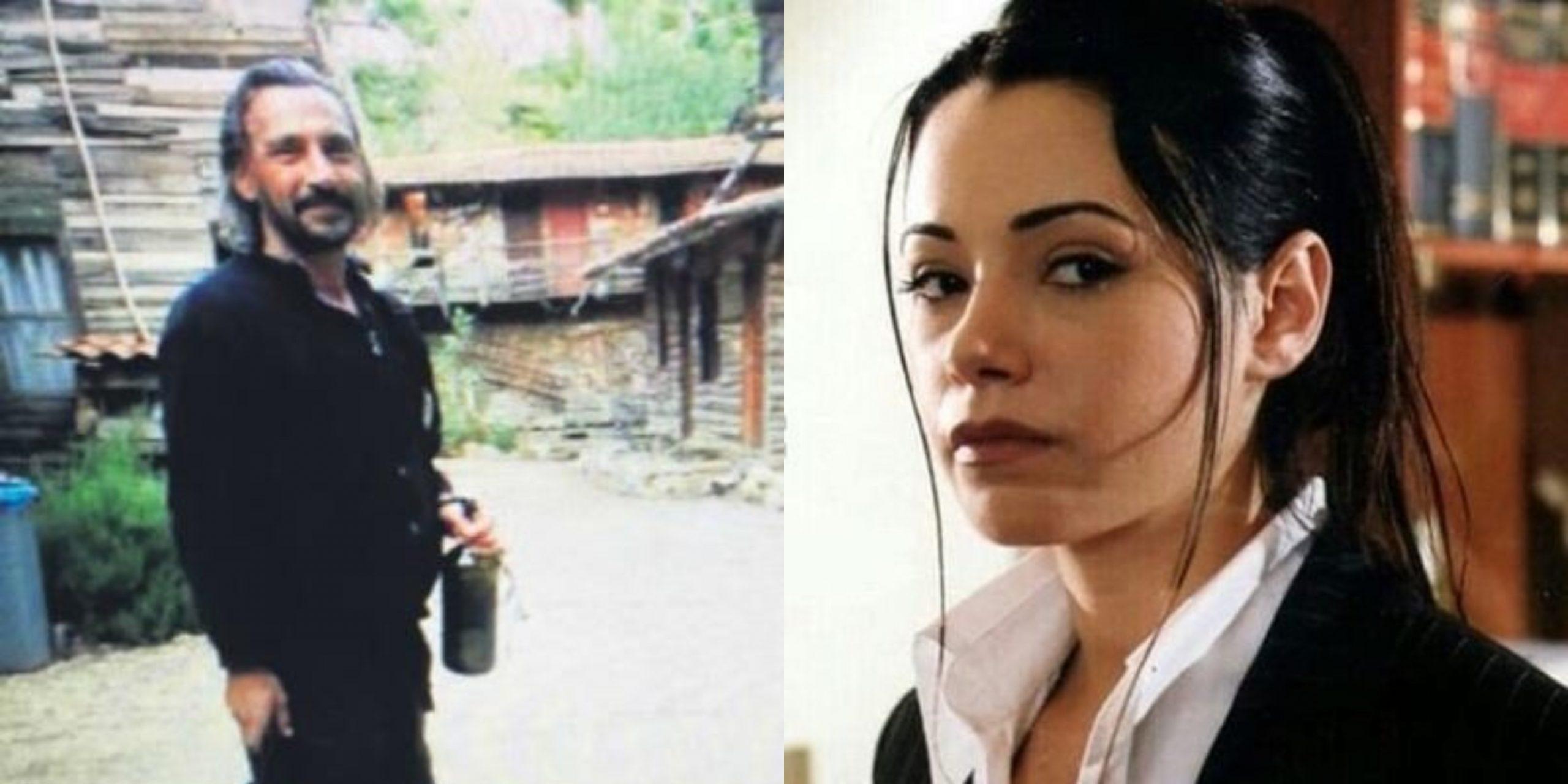 Oyuncu Özgü Namal'ın eşi Serdar Oral
