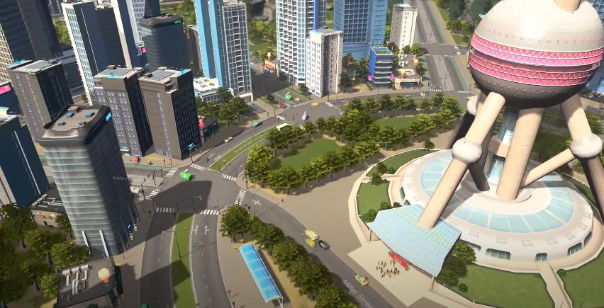 Cities Skylines Önerilen sistem gereksinimleri