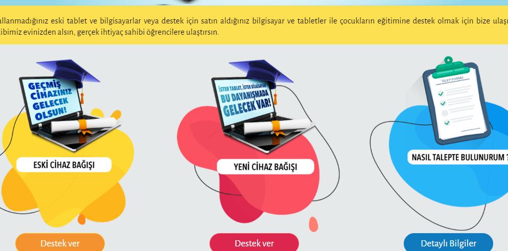 Ucretsiz tablet basvurusu Adana