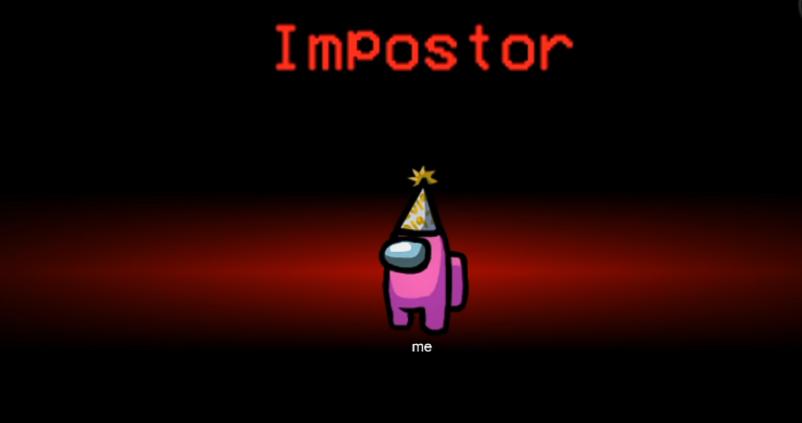 among us nasıl impostor olunur