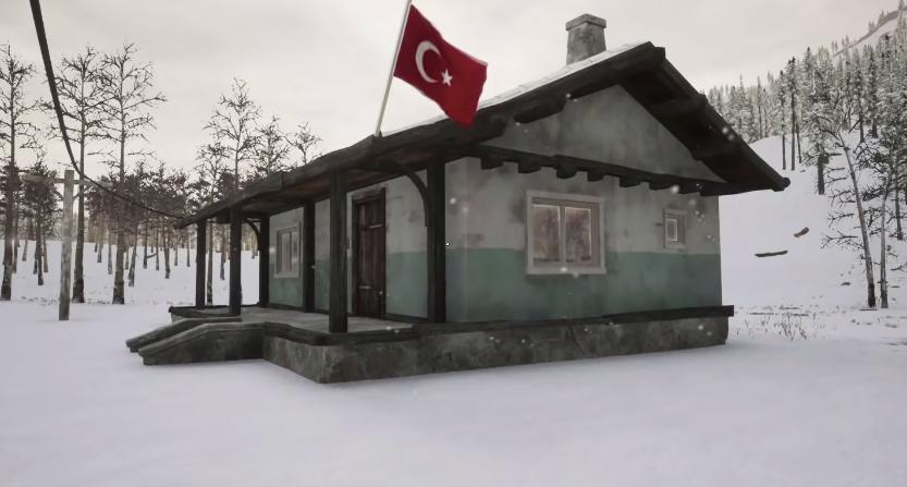 Erzurum Oyunu Kaç GB